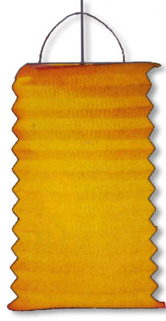 Paper Lanterns Yellow 10 PCS