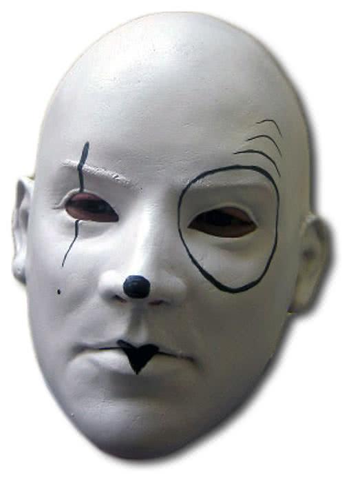 Pierrot Mask Pierrot Clown White Clowns Mask Horror