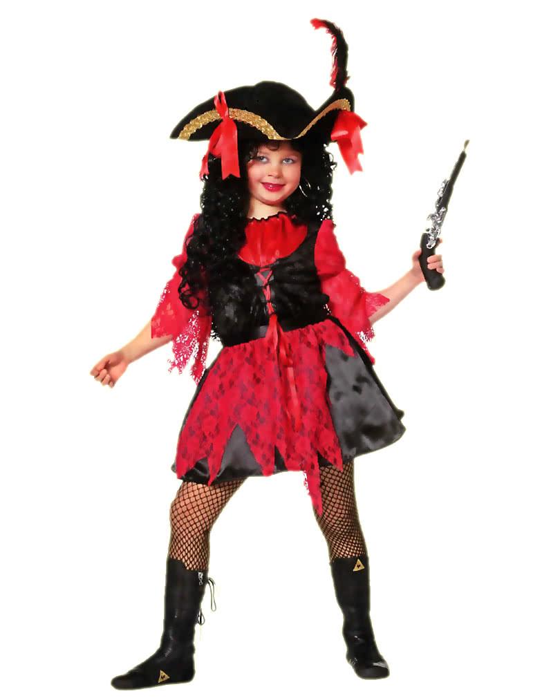 Костюм пиратки на новый год для девочки