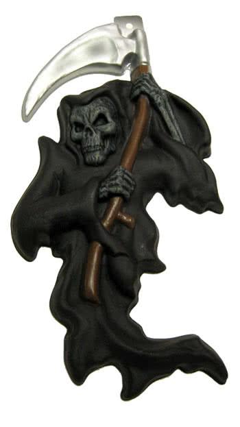 Grim Reaper Wanddekoration Halloween Deko Horror Shopcom