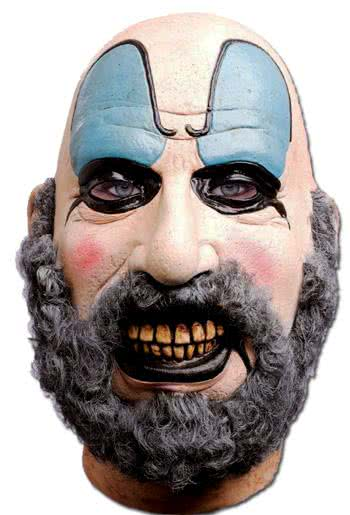 Captain Spaulding mask  sc 1 st  Horror-Shop.com & Captain Spaulding mask Spaulding mask 1000 Corpse Mask Captain ...
