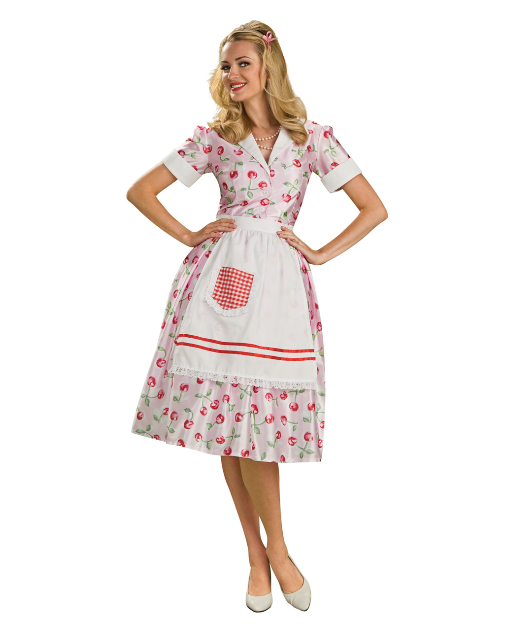 50er Jahre Hausfrauen Kostüm Fifties Kostüme Horror Shopcom