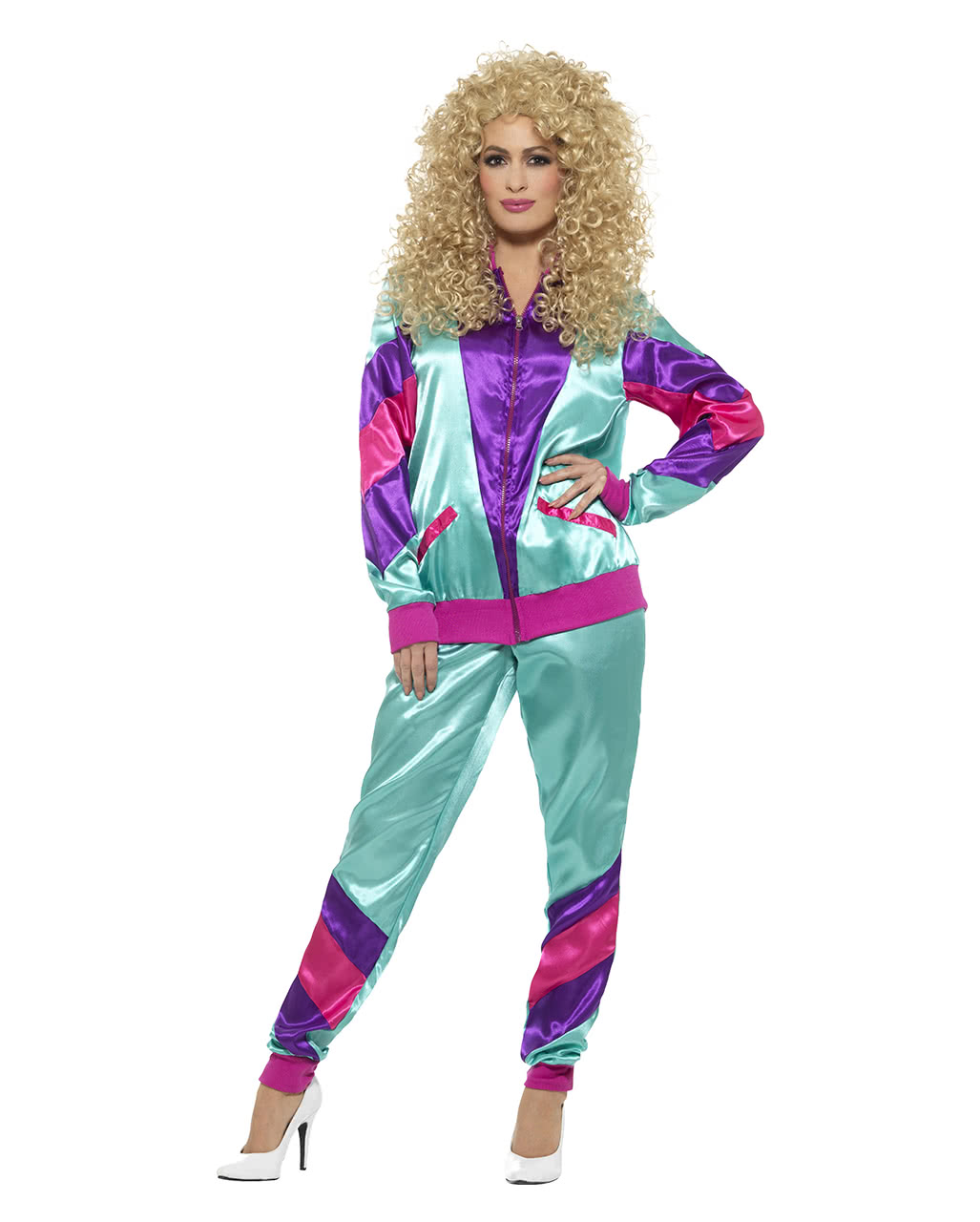 80s Jogginganzug Kostum Fur Fasching Horror Shop Com