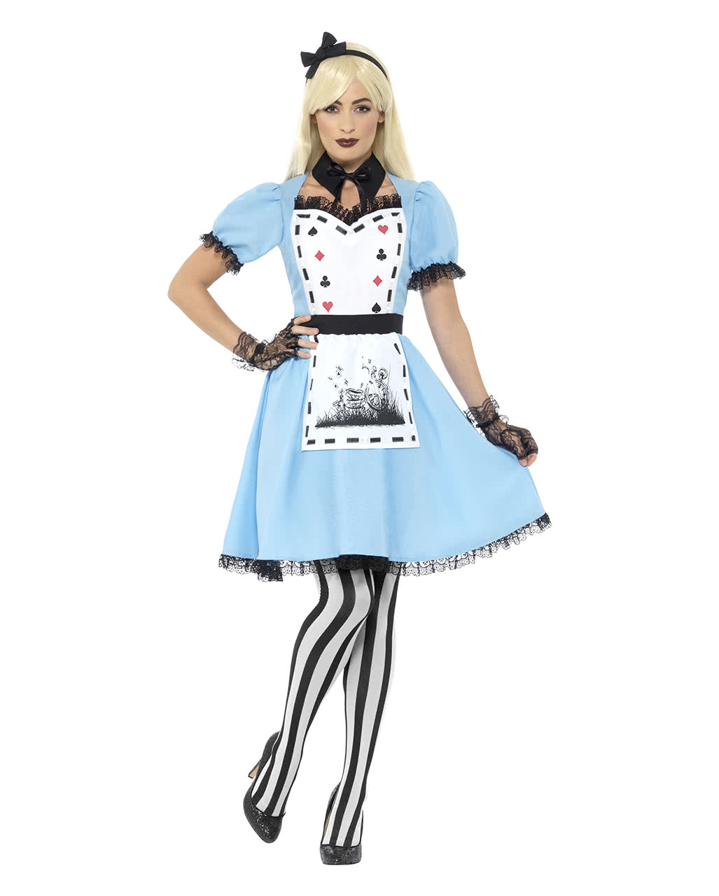 Alice In Wonderland Costume Fairytale Costume Horror Shopcom