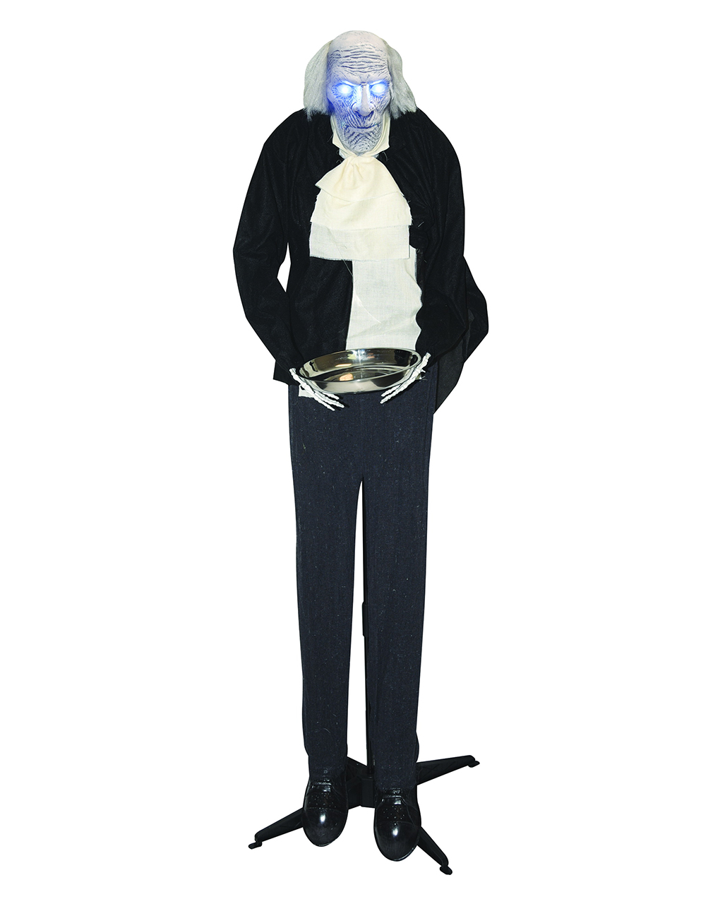 old ghost butler standing figure 150cm buy ➔ | horror-shop