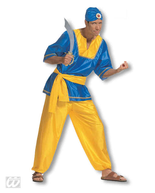 Arabian Prince Costume XL  sc 1 st  Horror-Shop.com & Arabian Prince Costume XL | Prince Charming costume from 1001 night ...