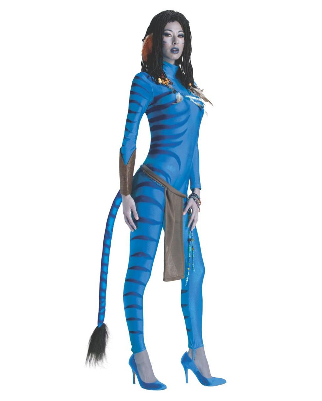 Avatar Neytiri Kostum Avatar Kostum Damen Horror Shop Com