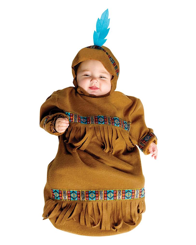 Indianer Baby Sack Kostum Western Kostum Horror Shop Com