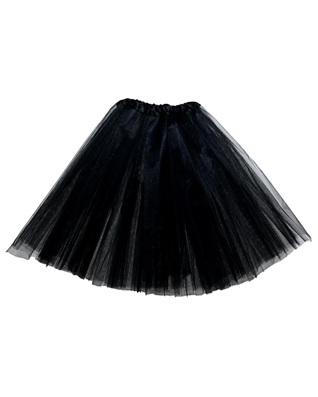 5ba06bcb6271 Ballerina Tutu für Kinder Schwarz