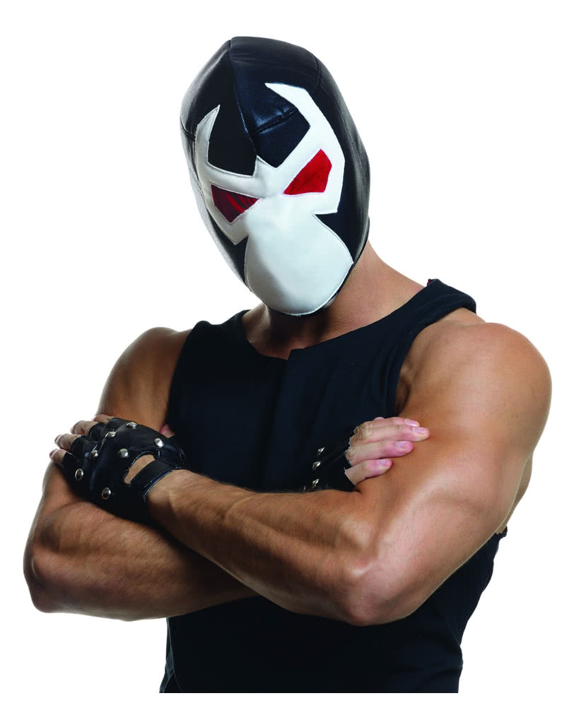 Bane mask Classic for kids | Licensed DC Comics Costume Accessory | horror-shop.com  sc 1 st  Horror-Shop.com & Bane mask Classic for kids | Licensed DC Comics Costume Accessory ...