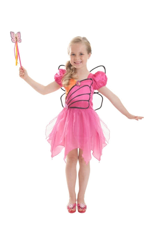 e0c5eaa46b6 Barbie Mariposa butterfly fairy costume