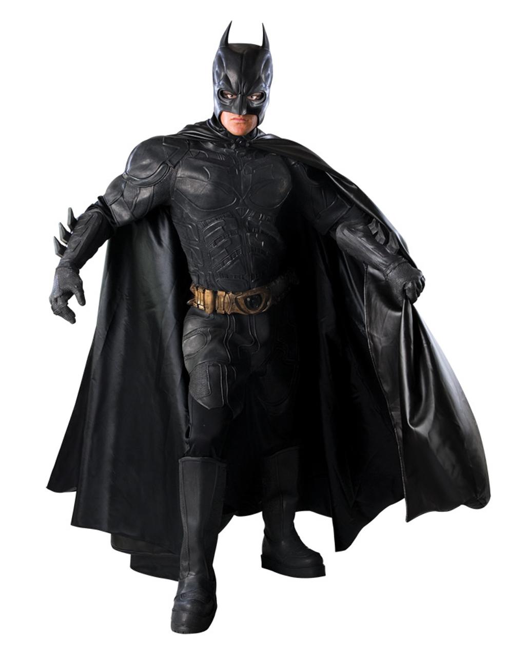 Batman Kostüm Deluxe 12-teilig Superhelden Kostüm | Horror-Shop.com