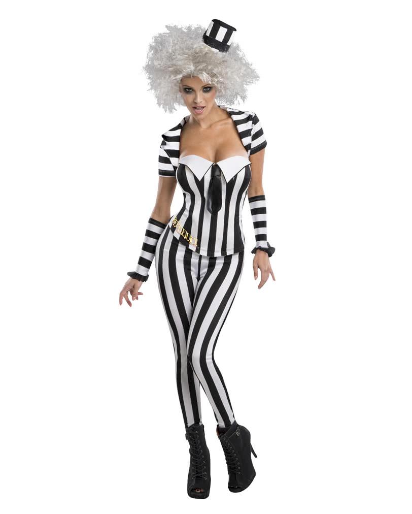 beetlejuice women's costume | beetlejuice halloween costume | horror