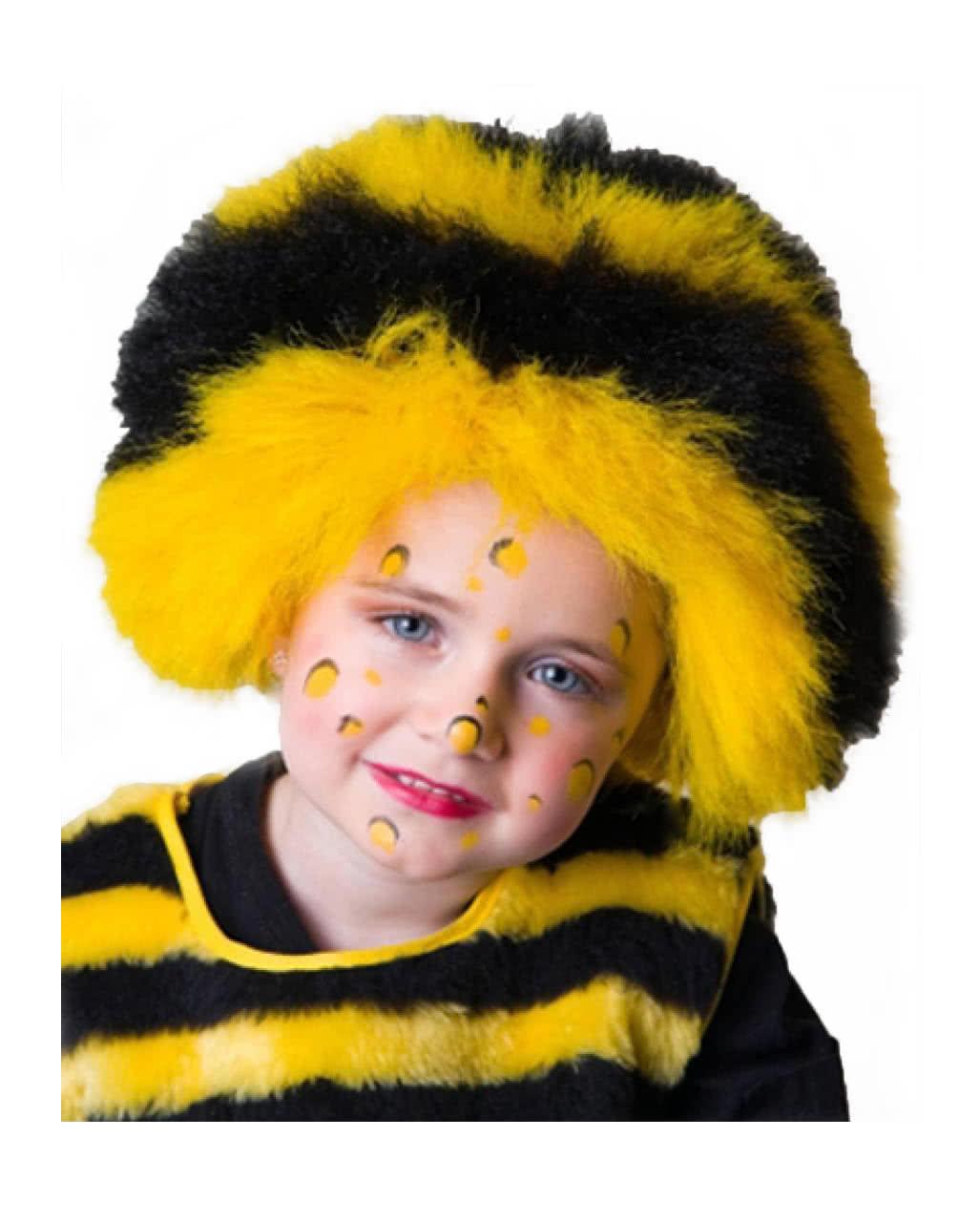 Bienen Perucke Fur Kinder Karneval Perucke Horror Shop Com