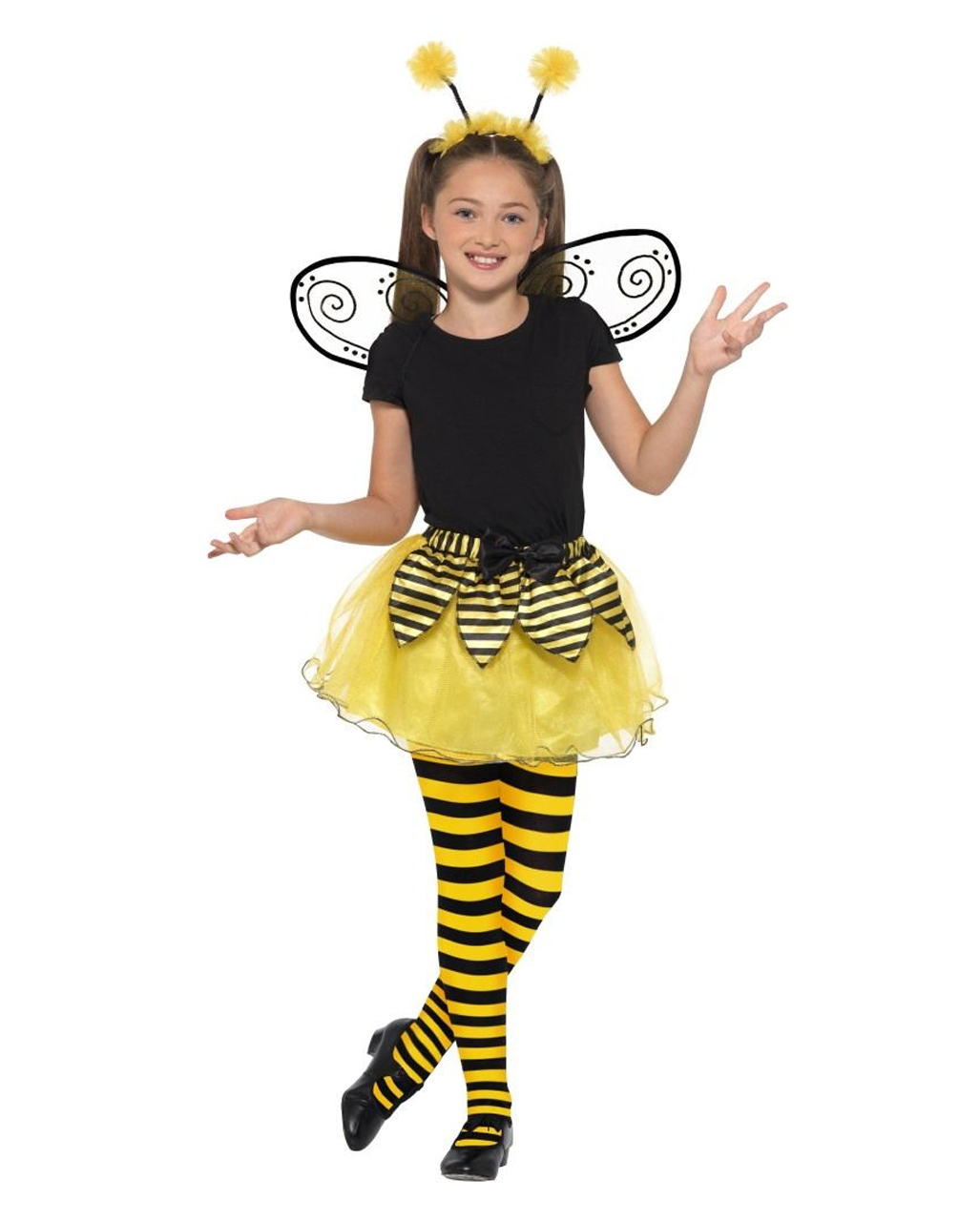 Bienen Kinder Kostümzubehör Set Kaufen Bei Horror Shopcom