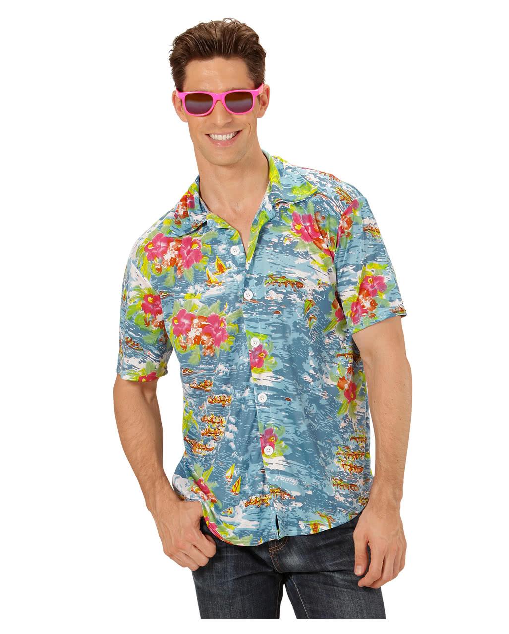 Sexy Hawaiihemd