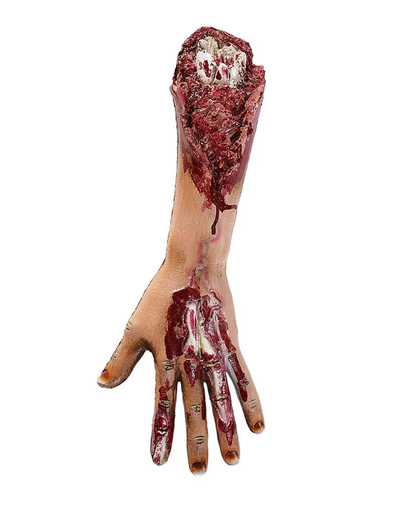 Blutiger Zombie Arm für Halloween & Zombie Walk | Horror-Shop.com