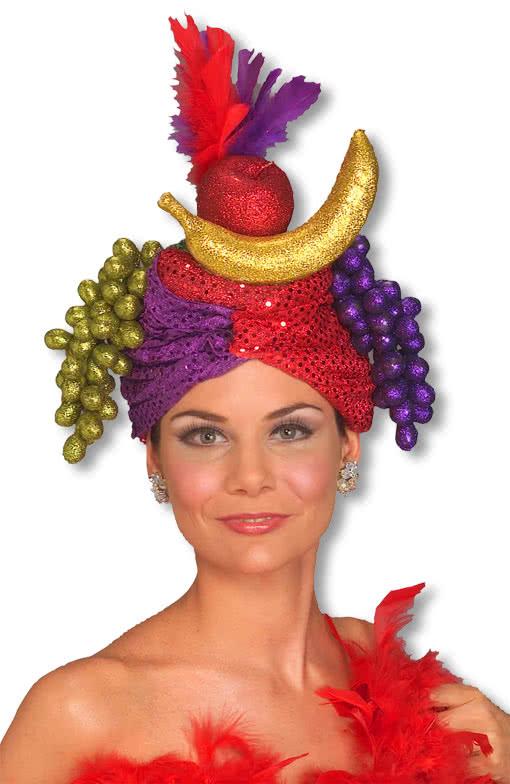 f894f126440 Carmen Miranda hat