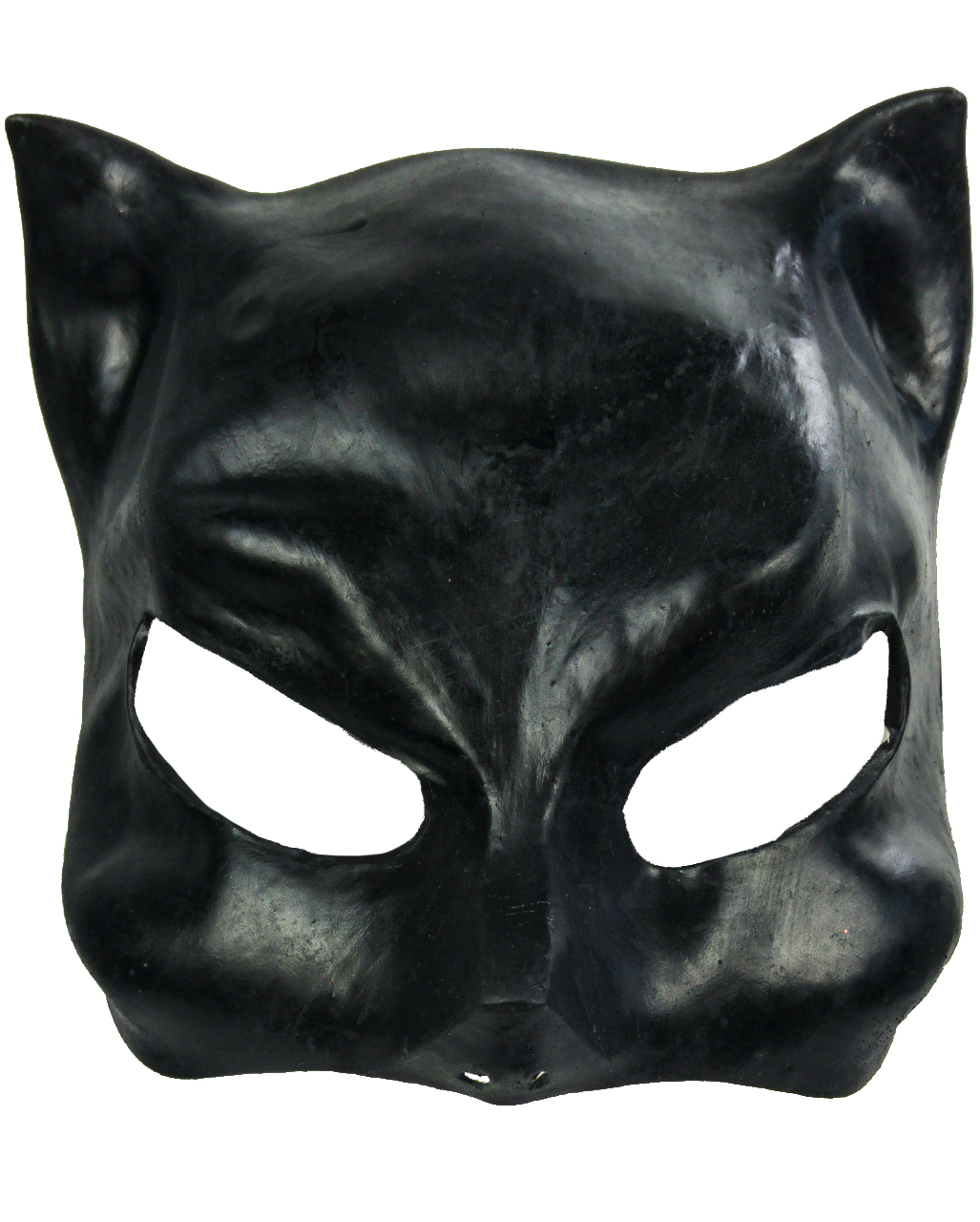 Catwoman Latex half mask ...  sc 1 st  Horror-Shop & Catwoman Latex half mask | Black Cat Eye Mask Latex | horror-shop.com