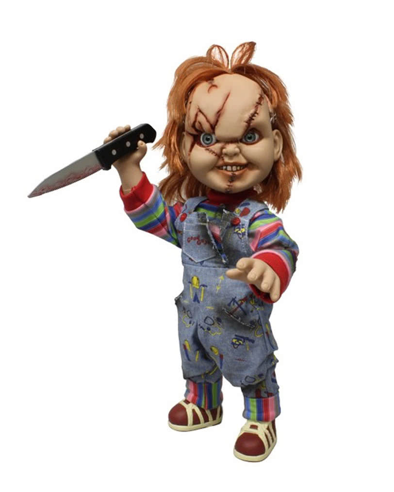 Chucky The Killer Doll Figure 38 Cm Good Guy Doll For Fans Of The