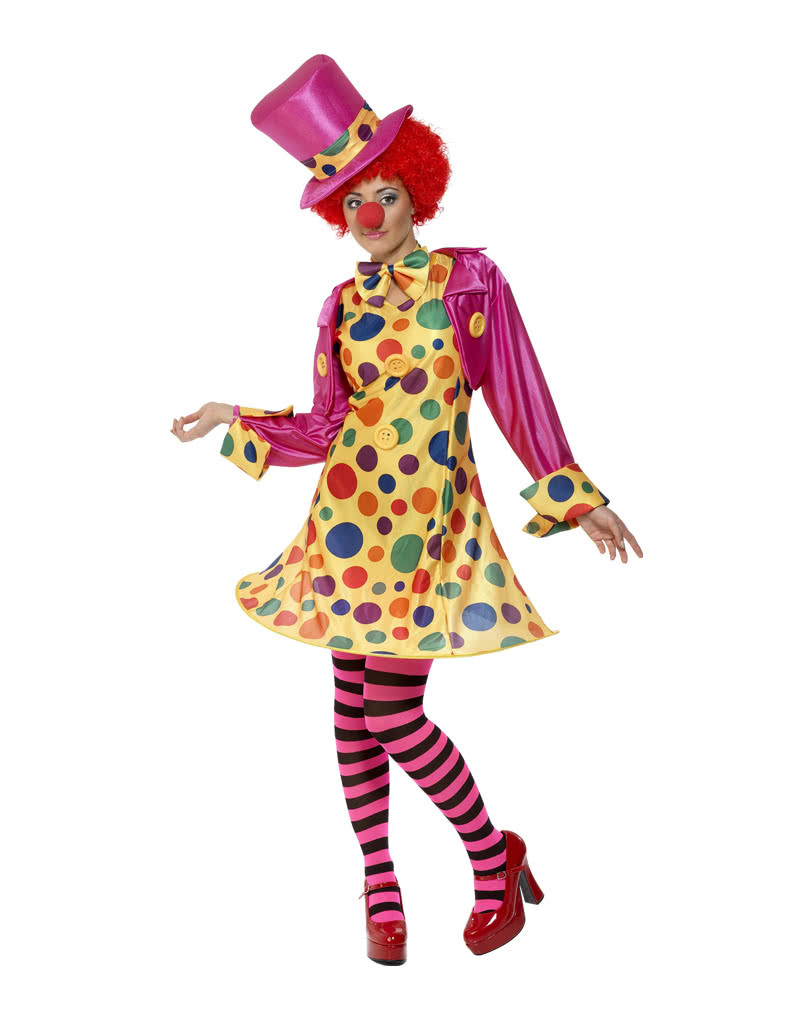 Clown Lady Costume Clown Circus Lady Costume Horror Shop Com