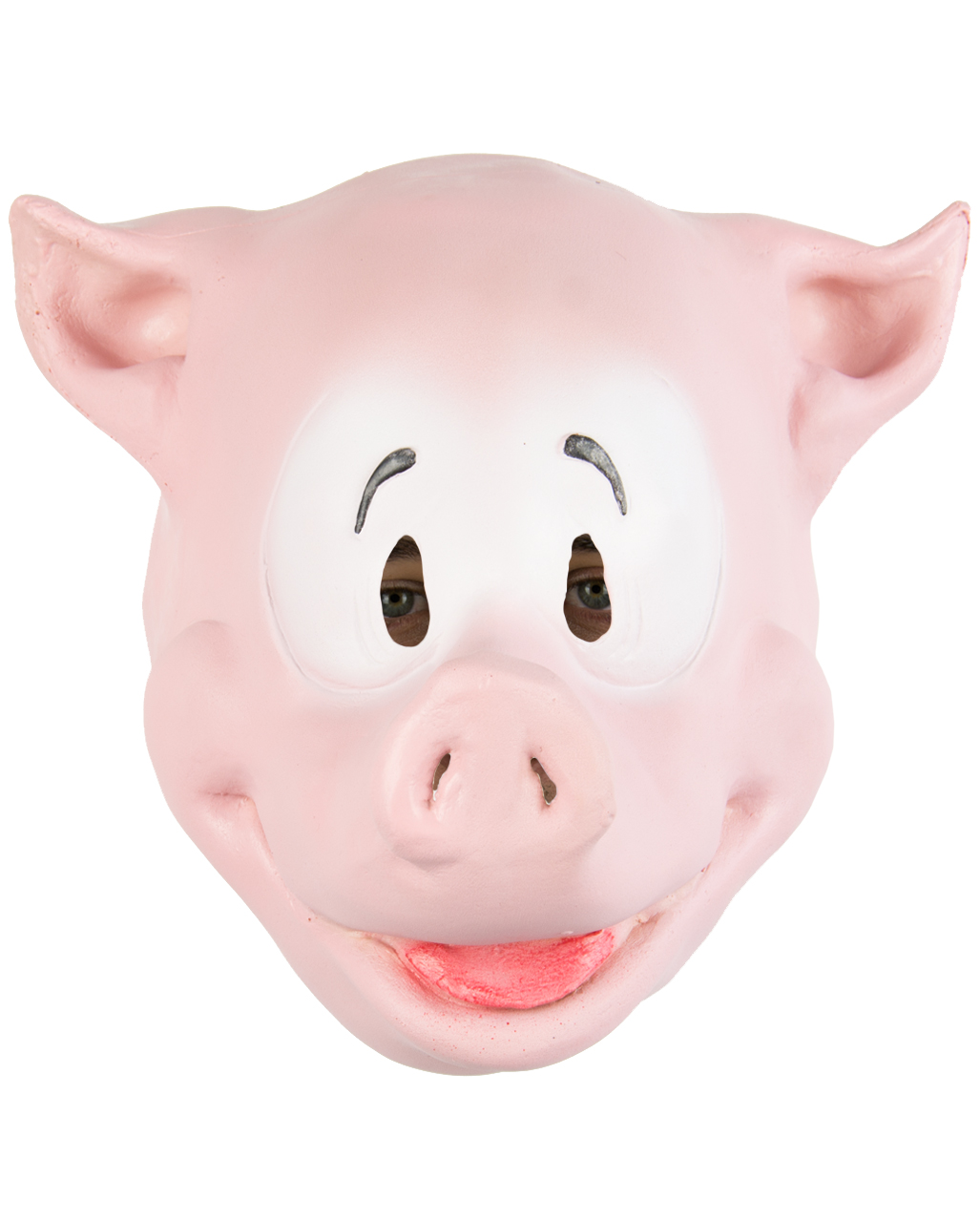 Comic Pig Mask Grey Country Animal Masks Animal Mask Pig Mask
