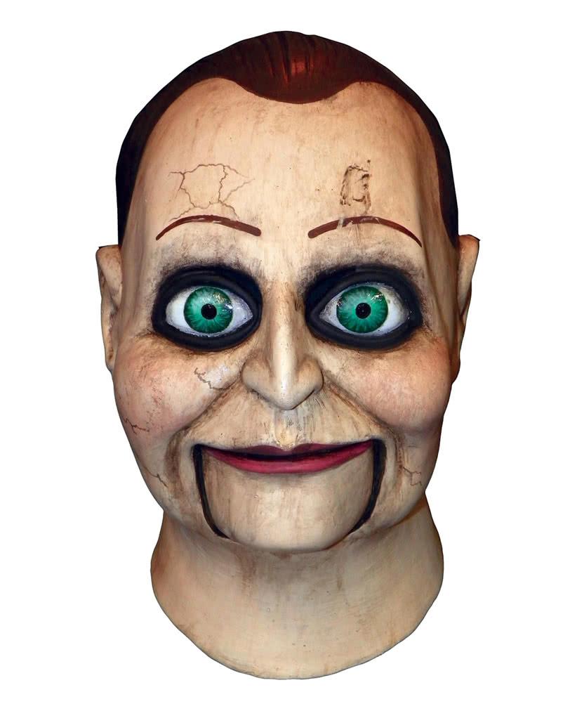 dead silence billy puppet mask horror mask