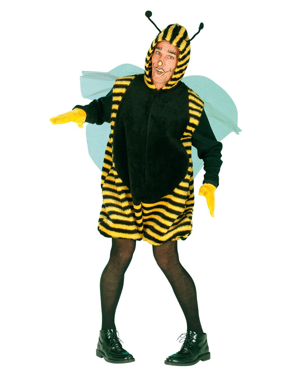 Bienen Kostum Unisex Fur Karneval Horror Shop Com
