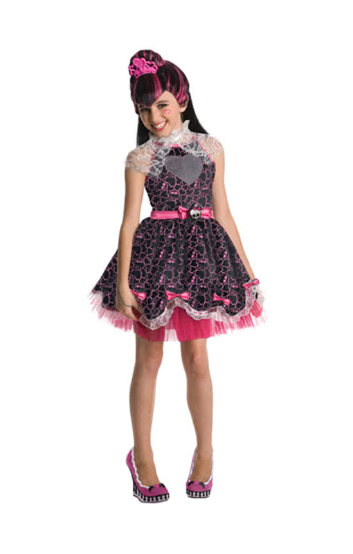 Draculaura Monster High Kostüm Monster High Kostüme Kaufen