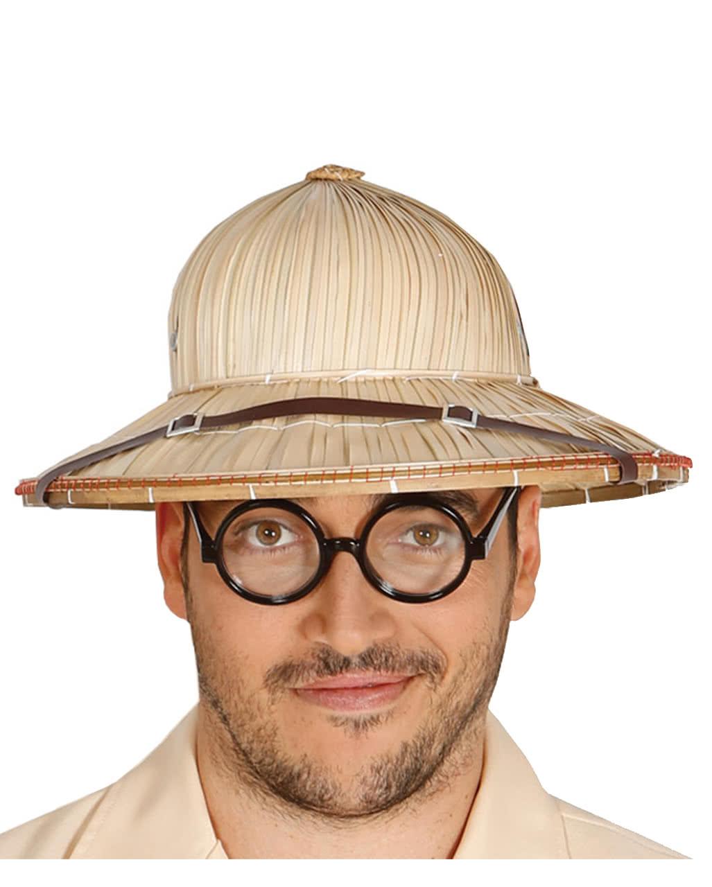 Jungle Tropen Hat costume accessories  cf8d0c284b2