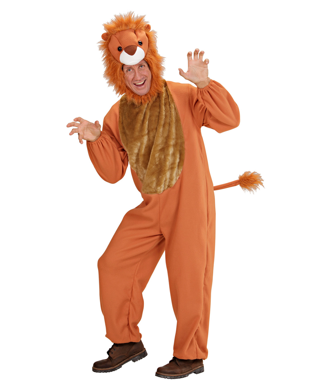 Lion King Costume. M  sc 1 st  Horror-Shop.com & Lion King Costume. M | animal Costumes | horror-shop.com