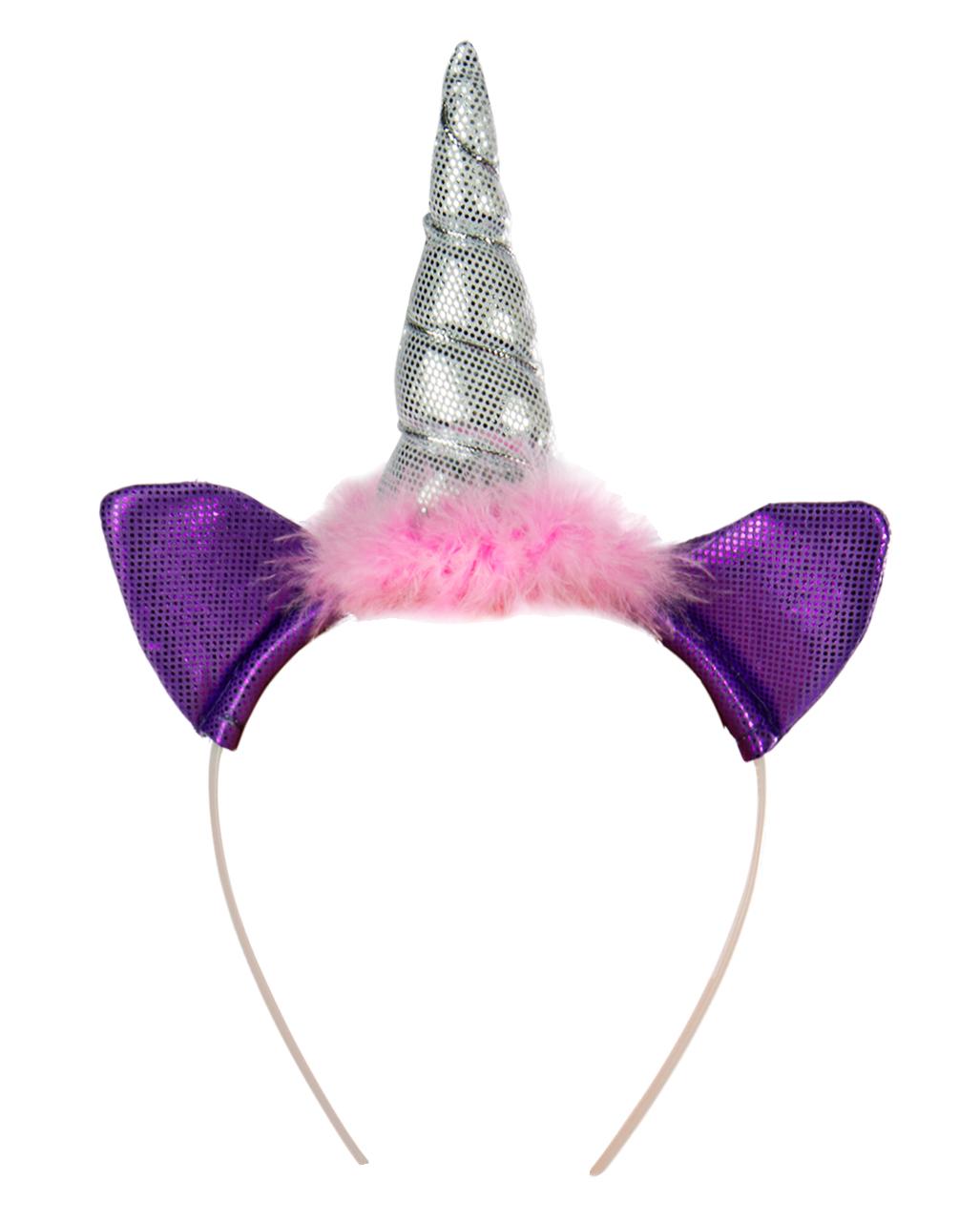 Unicorn Headband Pink-purple  ada98e49aee