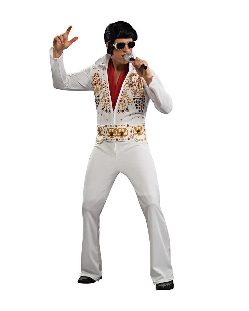 Elvis presley costume rocknroll star cover horror shop solutioingenieria Image collections