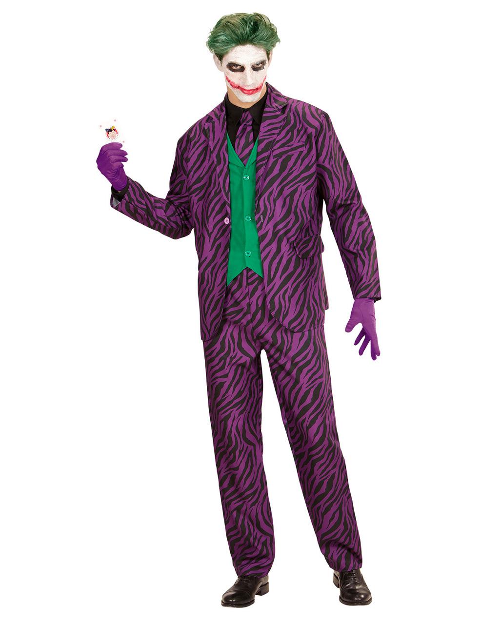 evil joker kostum