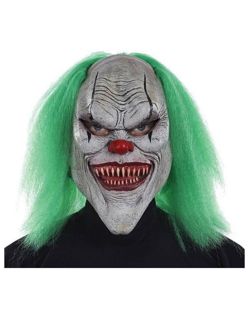 401965be6 Evil Clown horror mask | Horror clown mask | horror-shop.com