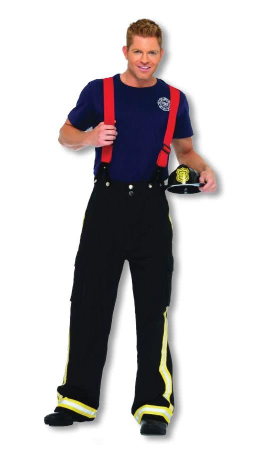 Feuerwehrmann Kostum Ml Sexy Feuerwehr Mann Kostum Horror Shop Com