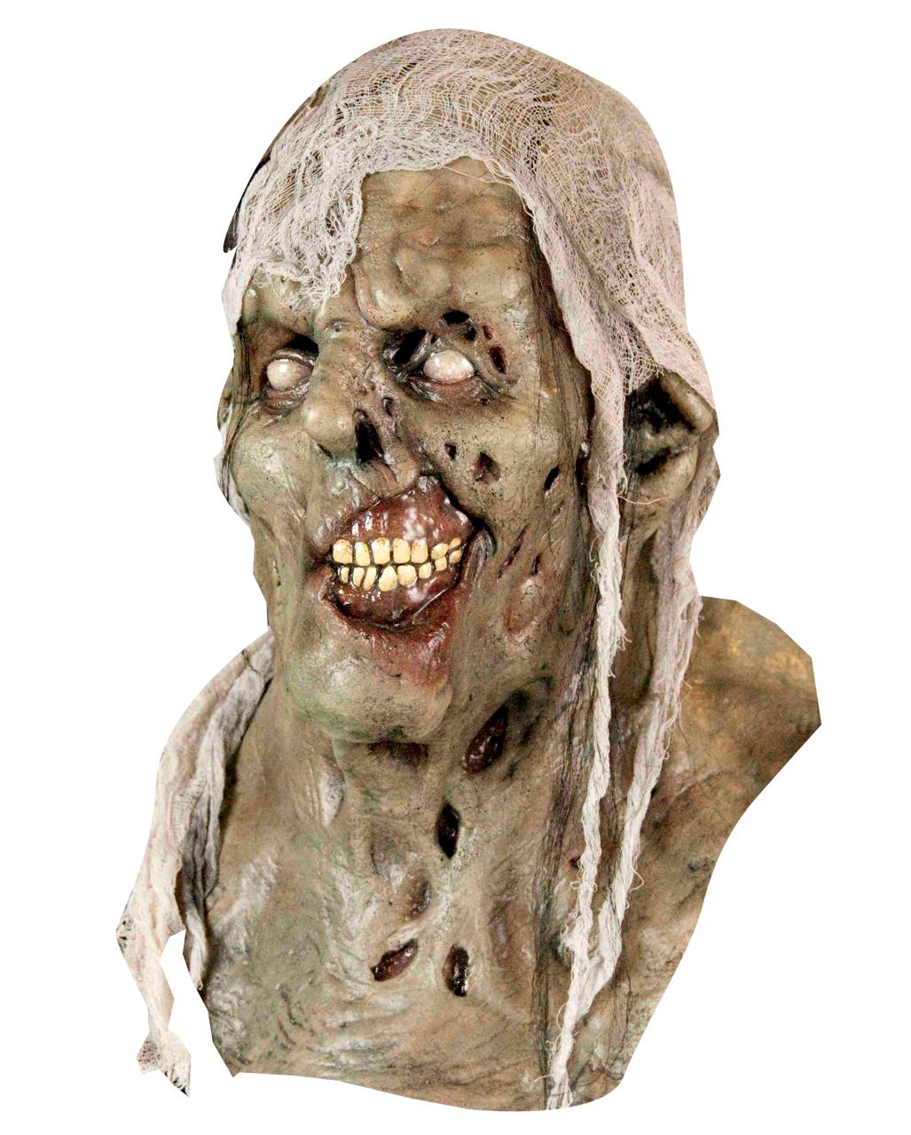 Fog Zombie Maske Halloween Maske Horror Shopcom