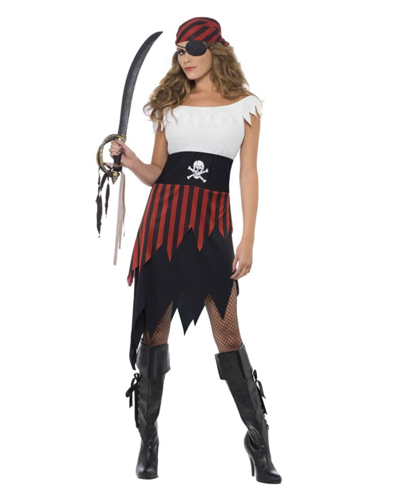 Naughty Pirate Lady costume