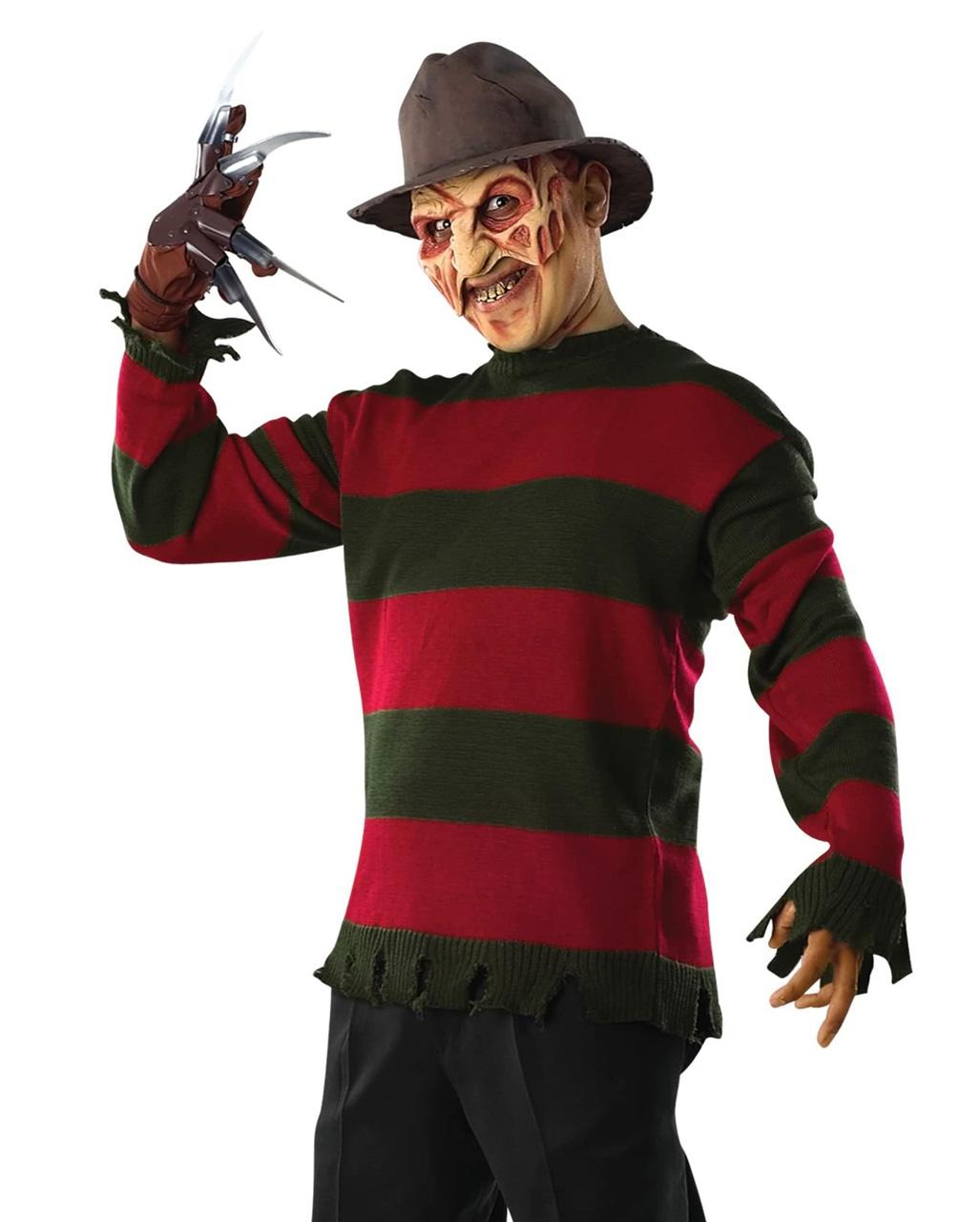 0cdd78565d8c32 Freddy Krueger Pullover XL