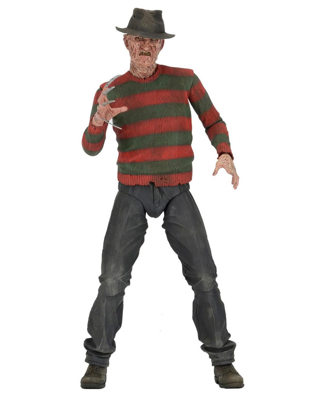 Freddy Krueger Action Figure 46 Cm Of NECA | horror-shop.com