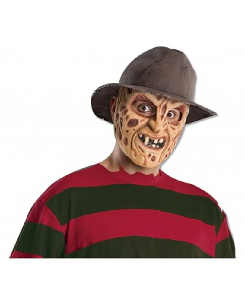 freddy krueger hat deluxe replica deluxe | horror-shop