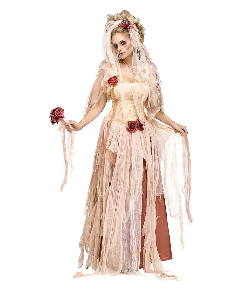 ghost bride costume deluxe