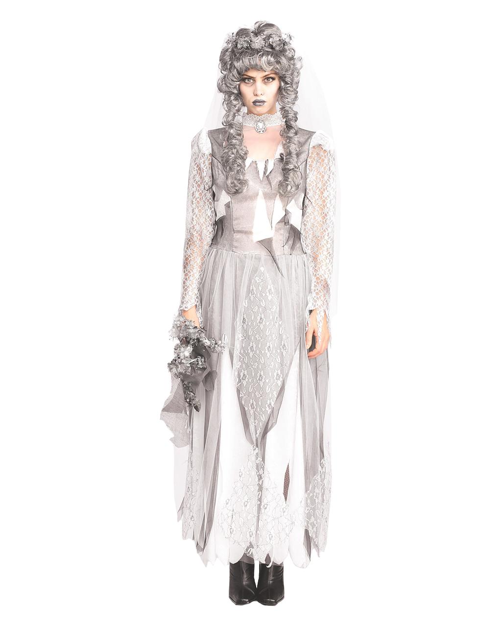 geister braut kostüm -ausgefallene halloween kostüme | horror-shop