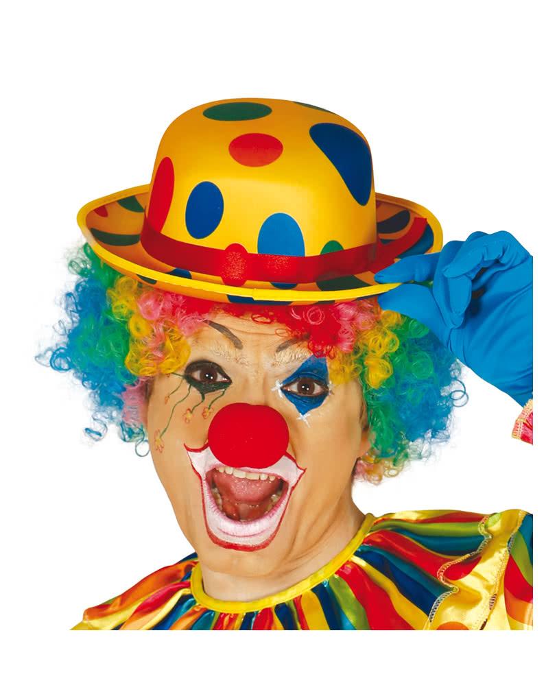 Dotted Clown Hat Circus Clown Carnival Shut Horror Shop Com
