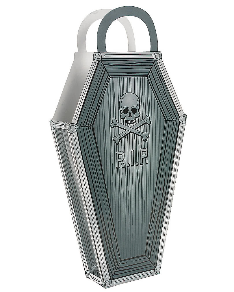 Gifts box coffin shape trick or treat box horror shop gifts box coffin shape negle Choice Image