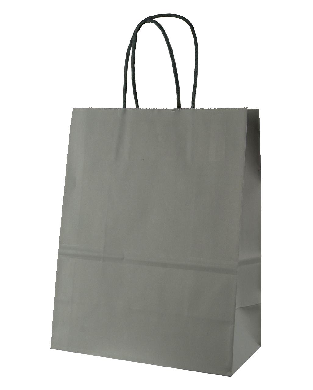 Gift Bag Gray Big Order Here