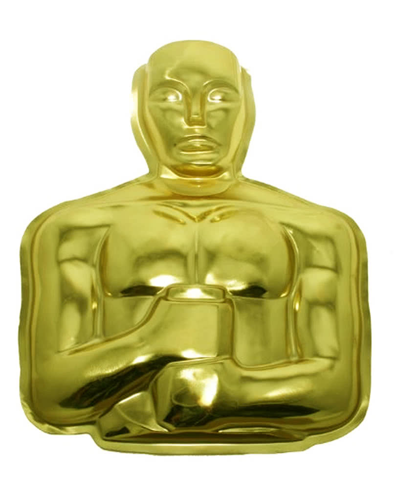 Oscar Golden Wall Decoration | Hollywood decoration for movie fans ...