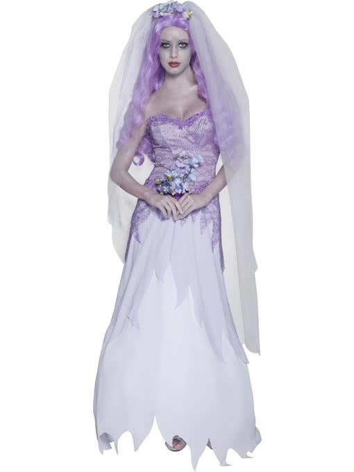 Gothic Geister Braut Kostüm | Geisterhaftes Hochzeitskleid mit ...