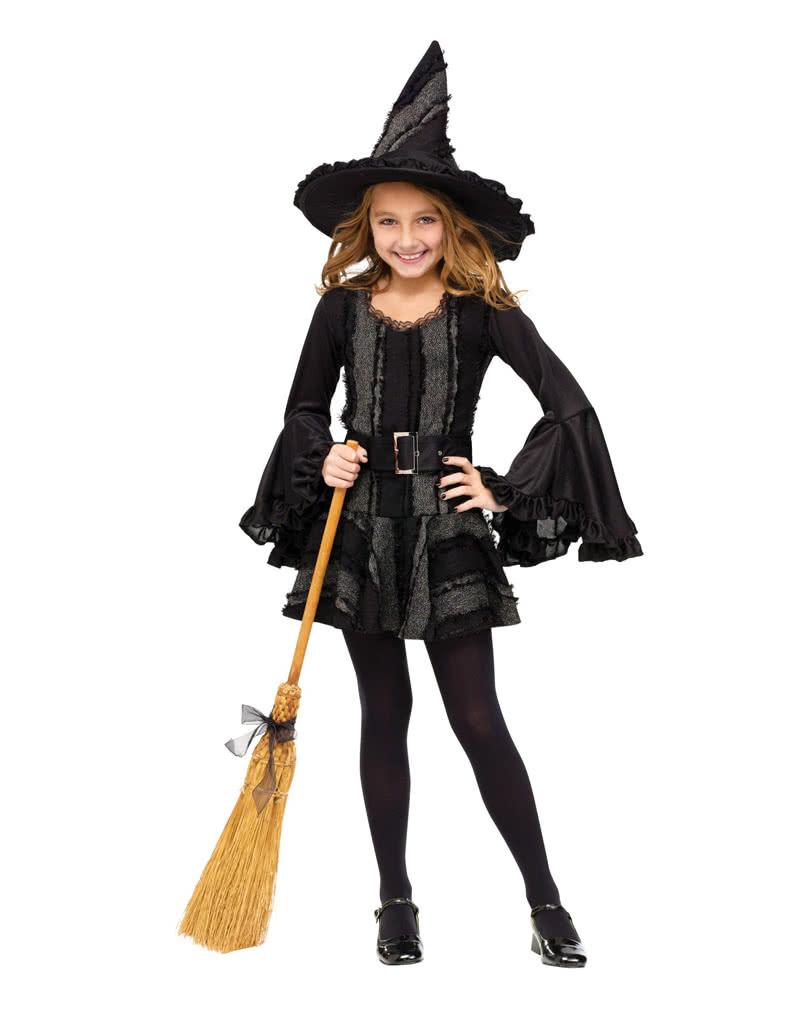 Gothic Witch Child Costume. M | Halloween costume for girls | horror-shop.com  sc 1 st  Horror-Shop.com & Gothic Witch Child Costume. M | Halloween costume for girls | horror ...