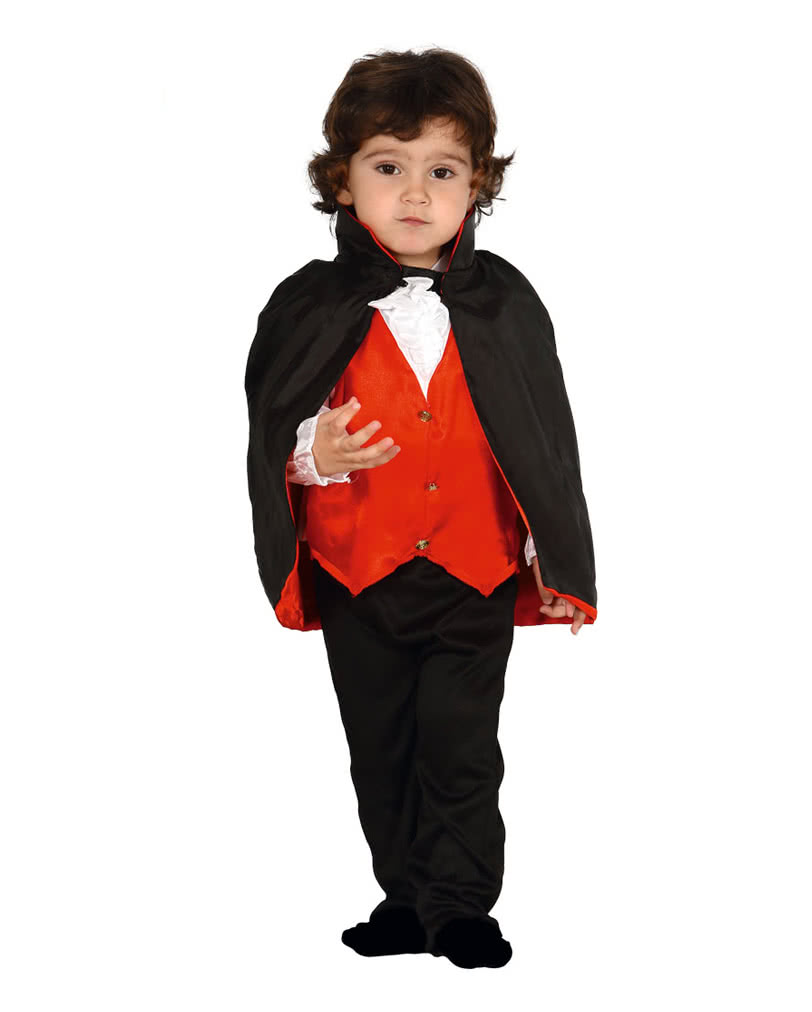 Count Dracula Baby Costume | Baby costumes for Halloween at discount | horror-shop.com  sc 1 st  Horror-Shop.com & Count Dracula Baby Costume | Baby costumes for Halloween at discount ...